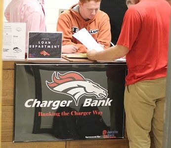 Banking the Charger Way