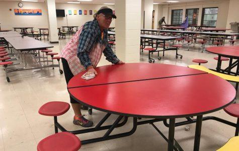 Making the Lunchroom Clean Again