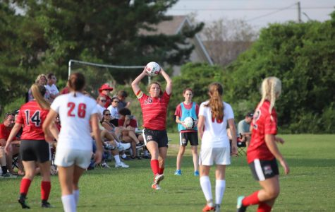 Lady Chargers Soccer Weekly Recap