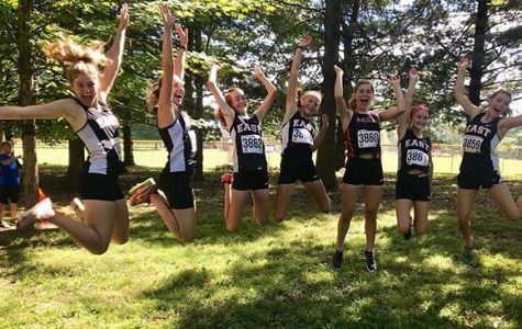 Cross-country girls are jumping for the rest of their season as they hope to meet their goals.