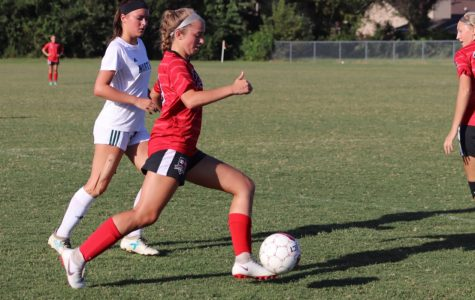 The Girls Soccer Team Wins Three Games Back To Back