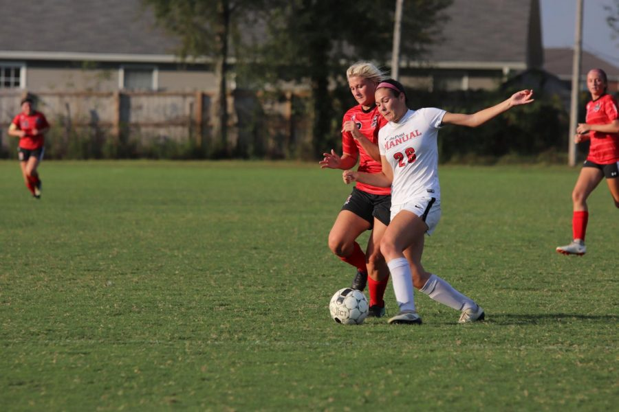 Lady+Charger+Soccer+Carries+a+Season+Record+of+10-4