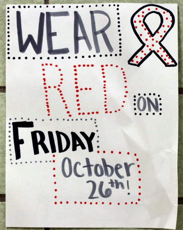Students+are+encouraged+to+wear+red+on+October+26th+for+Red+Ribbon+Week.+It+is+one+of+the+oldest+and+largest+drug-prevention+programs.+%E2%80%9CRed+ribbon+week+is+about+telling+teens+that+their+life+is+worth+more+than+being+controlled+by+the+addiction+of+drugs%2C%E2%80%9D+said+Zirnheld.