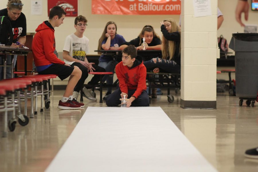 Stem Competitors Go To Districts