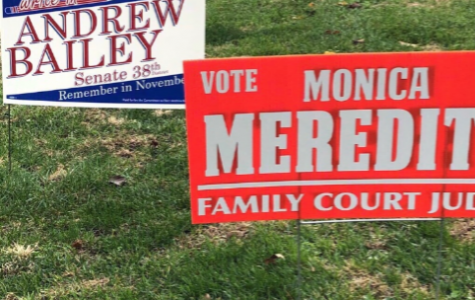 These are campaign posters for two of the candidates who those participating in the Bullitt County general elections on Nov. 6 can vote for. Them, along with many candidates running for office in other counties that are part of Kentucky's second congressional district and are therefore subject to the general elections, are prepared to enforce achievable plans that will improve the conditions of their communities.