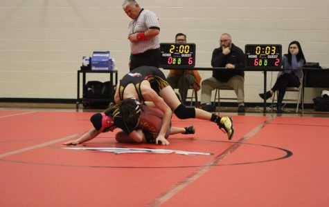 Proving Successful at the Start of the Wrestling Season