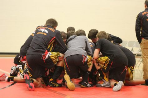 Hard Work Prevails Over the Lack of State Titles for the Wrestling Team
