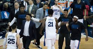 76ers New Look