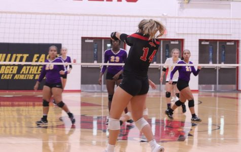 Volleyball Won't Be Setback