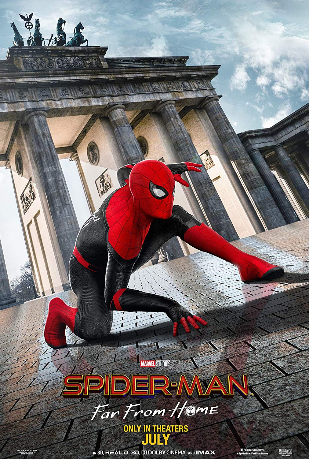 Spider-Man: Far From Home was released June 26, 2019. It is the most current Marvel produced film, grossing over one billion dollars in the box office.
