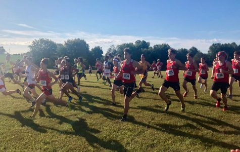 Cross Country Sprints Into Midseason