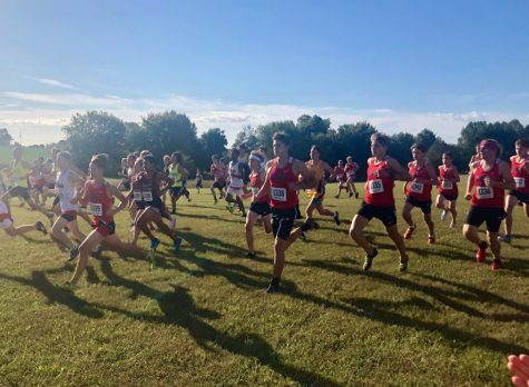 Cross Country Ends Off a Strong Season