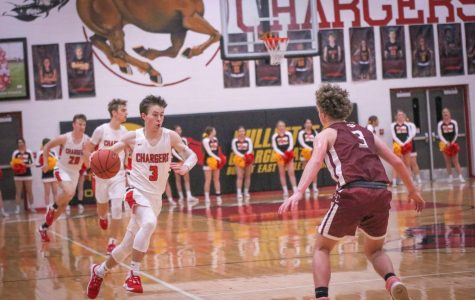 Boys Basketball Sets to Improve Record with Three Back-to-Back Wins