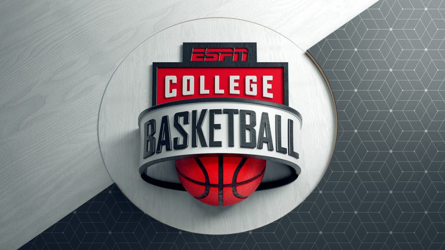 College+basketball+has+been+off+to+an+unpredictable+start+to+the+season.+Many+upsets+and+buzzer-beaters+have+kept+fans+on+their+toes+and+uneasy+about+every+single+game.
