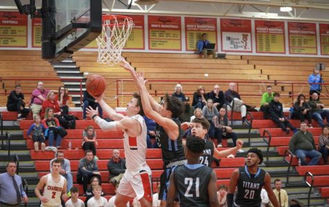The Boys' Basketball Team Keeps on Adding Wins