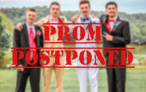 Due to the rising risk of COVID-19, prom had to be postponed to keep students safe. The future of prom is still uncertained.