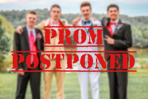 "Due to the rising risk of COVID-19, prom had to be postponed to keep students safe. The future of prom is still uncertained. ""As of right now, I do not know much about the future of prom. Until we have a date that school is back in session, I have been advised to not make plans or book a venue. However, I plan on doing everything in my power to assure that prom happened,"" said Megan McConnell, Junior Class Sponsor."