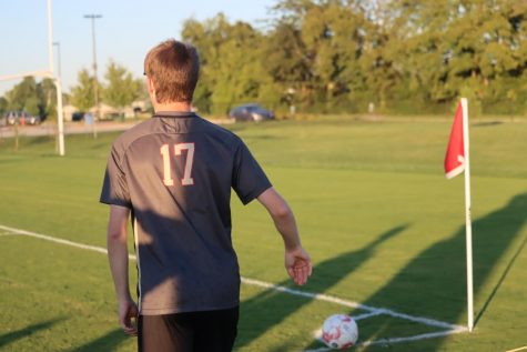 Boys Soccer Wins Big on Senior Night