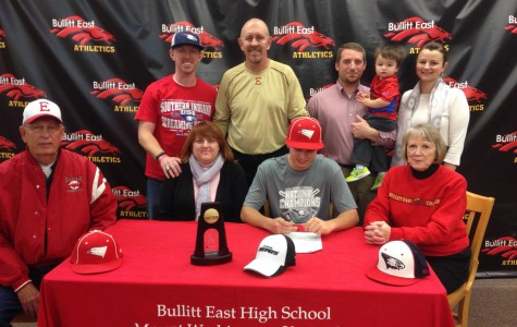 Jacob Bowles is signing to the University of Southern Indiana. Throughout his high school years, Bowles has worked hard to achieve his long term goal.