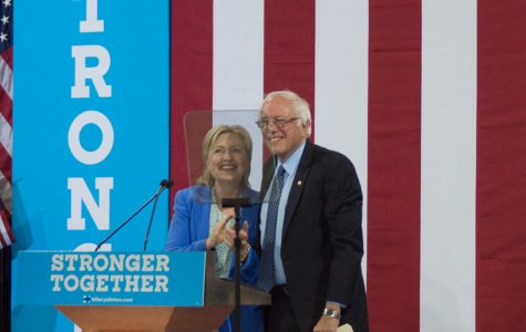 Better Together: Sanders and Clinton Join Forces