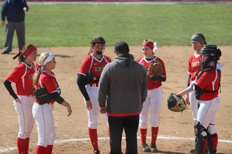 Lady Chargers Softball Team Closes the Season
