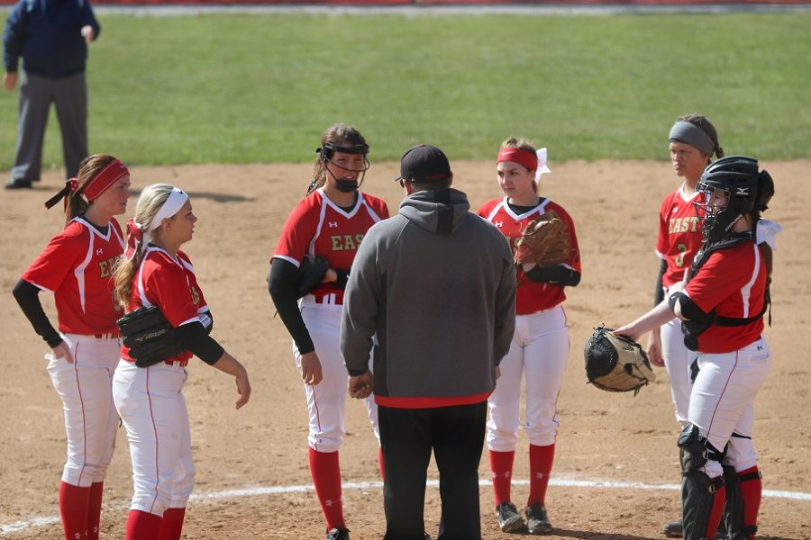 Lady Chargers Softball Struggles