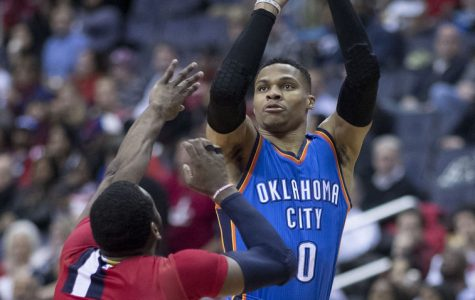 Russell Westbrook Breaks 41