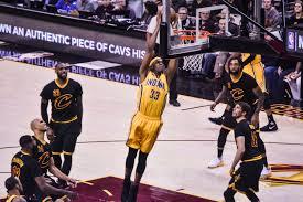Cavaliers Sweep Pacers