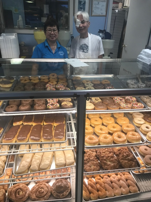 Donut King Holds a Long Awaited Re-Opening