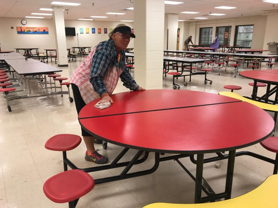 making the lunchroom clean again livewire rh belivewire com