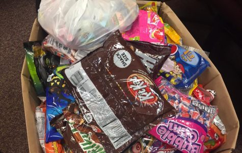 Halloween in the Halls Candy Shortage
