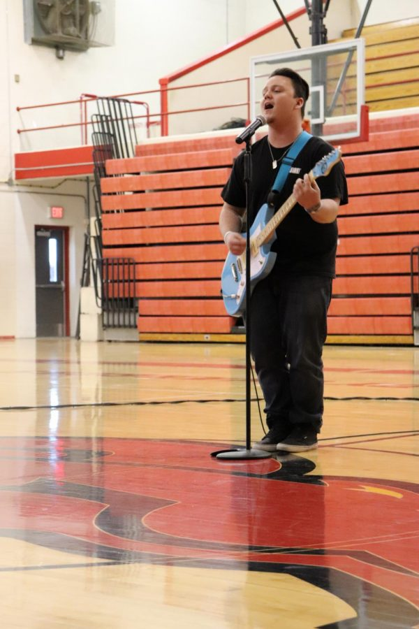 Talented Chargers Show Off Their Skills