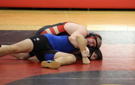 Wrestling Chargers Strong Start to the Season