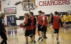 Basketball Homecoming Pep Rally