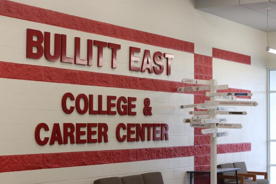 Bullitt+East+High+school%27s+college+and+career+center%2C+which+holds+many+of+the+pathway+classes+that+are+offered.+