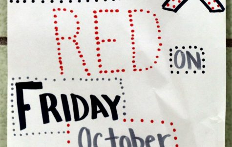 Students Plan and Celebrate Red Ribbon Week
