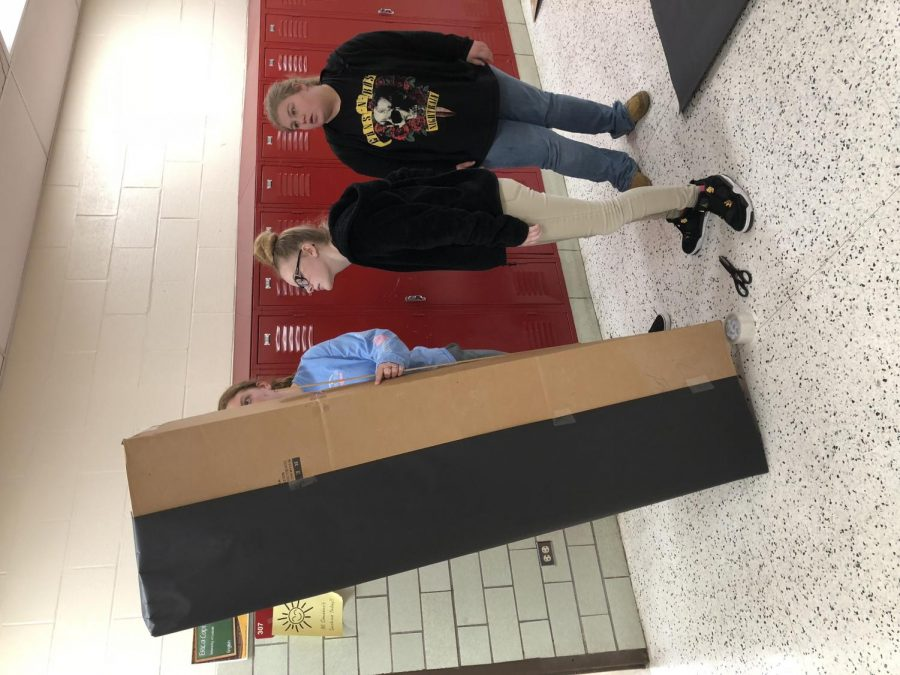 Halloween in the Halls is Coming