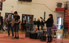 Students and Administration Offer More than Musical Talents