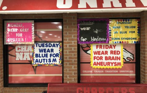 Students Show Support During Disability Awareness Week