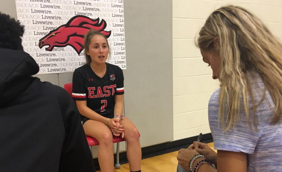 Lady Chargers Prepare for New Soccer Season