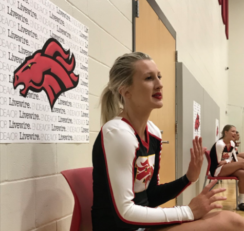 Emily Harris Named New Cheerleading Head Coach