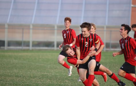 Boys Soccer Changing History