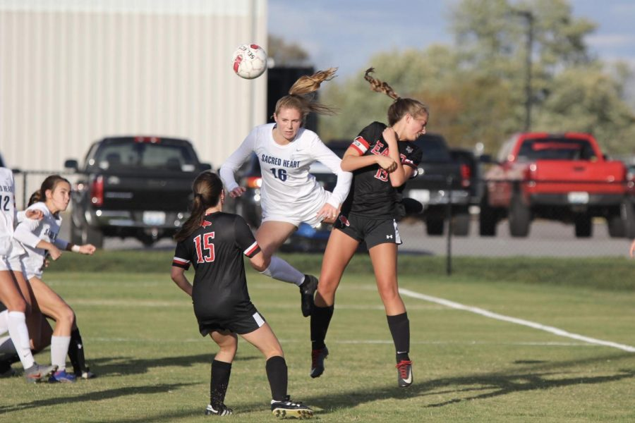 Lady Chargers End Their Soccer Season