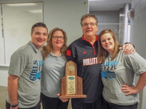 Chris Stallings Titled Courier Journal Kentucky Girls Basketball Coach of the Year