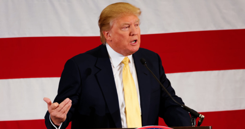 The controversy of Trump downplaying COVID-19