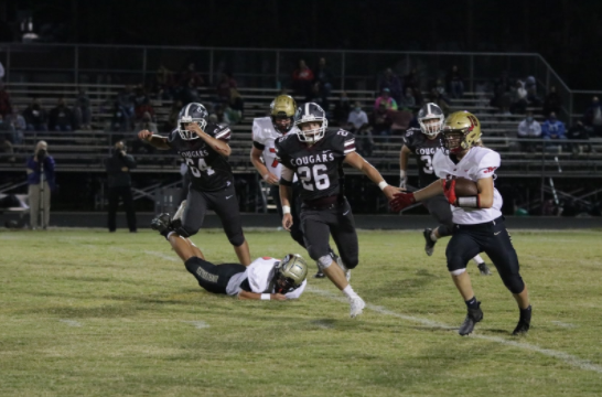East wins 48-21 on Central's Field