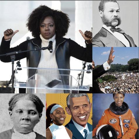 Black History Month at Bullitt East