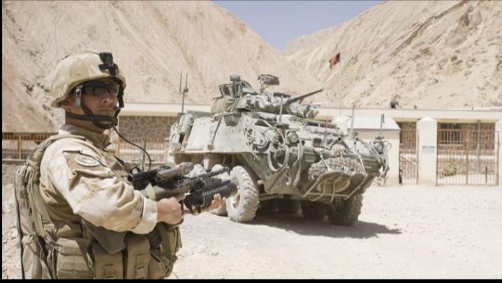 U.S. Troops Leave Afghanistan; Afghani People Left in Fear